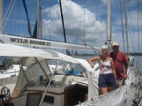 Rich and Lynda Potempa - S/V Wild Goose II